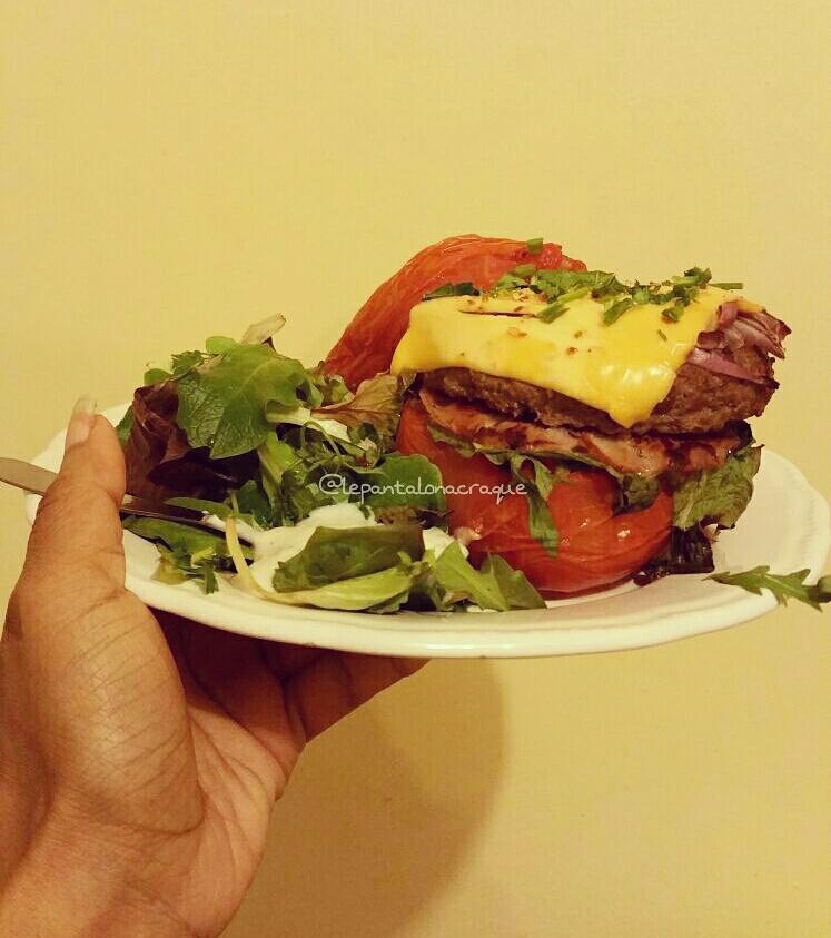 tomate burger